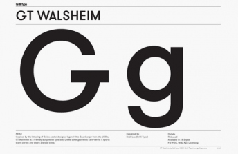 Tom Walsh Design - GT Walsheim