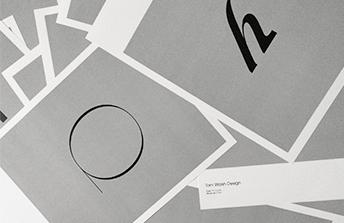Tom Walsh Design - Font Focus