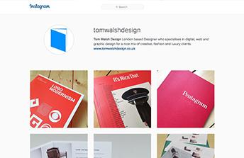 Tom Walsh Design - Instagram