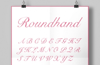 Snell Roundhand-hand - Tom Walsh Design