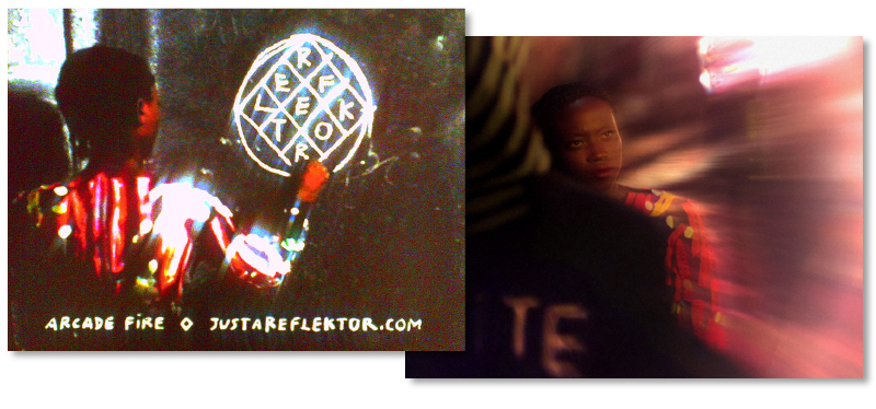 just a reflektor - Arcade Fire